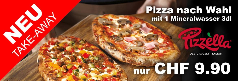NEU: Pizza Take Away